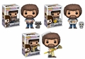 Bob Ross (The Joy of Painting) Series 2 Complete Set w/CHASE (3) Funko Pop!
