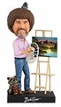 Bob Ross (The Joy of Painting) Bobblehead by Royal Bobbles