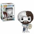 Bob Ross (The Joy of Painting) Unpainted (white) Paint is Yourself Exclusive Funko Pop!