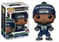 Bobby Wagner (Seattle Seahawks) NFL Funko Pop! Series 4