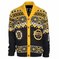 Boston Bruins NHL Ugly Cardigan