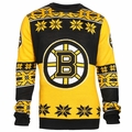 Boston Bruins Big Logo NHL Ugly Sweater