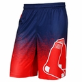 Boston Red Sox MLB Gradient Polyester Shorts By Forever Collectibles