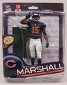 Brandon Marshall (Chicago Bears) NFL 34 McFarlane Collector Level Bronze CHASE #/2000