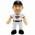 "Brian Dozier (Minnesota Twins) 10"" MLB Player Plush Bleacher Creatures"
