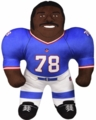 """Bruce Smith (Buffalo Bills) 24"""" NFL Plush Studds by Forever Collectibles"""