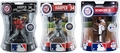 "Bryce Harper LE/Bryce Harper/Max Scherzer (Washington Nationals) MLB 2016-17 6"" Figure Imports Dragon Set (3)"