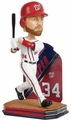 Bryce Harper (Washington Nationals) 2016 MLB Name and Number Bobble Head Forever Collectibles