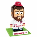 Bryce Harper (Washington Nationals) MLB 3D Player BRXLZ Puzzle By Forever Collectibles
