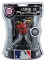 "Bryce Harper (Washington Nationals) MVP Limited Edition 2017 MLB 6"" Figure Imports Dragon #/2000 THE PLAYERS CLUBHOUSE�"