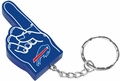 Buffalo BIlls #1 Foam Finger Keychain