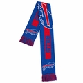 Buffalo BIlls NFL Big Logo Scarf By Forever Collectibles