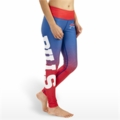 Buffalo Bills (Gradient Print) NFL Leggings