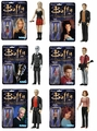 Buffy the Vampire Slayer (Set of 6) ReAction 3 3/4-Inch Retro Action Figures