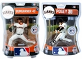 "Buster Posey/Madison Bumgarner (San Francisco Giants) MLB 2016 6"" Figure Imports Dragon Set (2) THE PLAYERS CLUBHOUSE�"