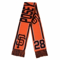 Buster Posey (San Francisco Giants) Player Scarf by Forever Collectibles