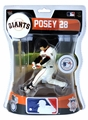 "Buster Posey (San Francisco Giants) 2017 MLB 6"" Figure Imports Dragon Limited Edition ONLY 250 THE PLAYERS CLUBHOUSE�"