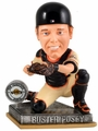 Buster Posey (San Francisco Giants) 2015 Springy Logo Action Bobble Head Forever Collectibles