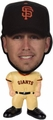 "Buster Posey (San Francisco Giants) MLB 5"" Flathlete Figurine"
