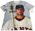 Buster Posey (San Francisco Giants) MLB Player Photo Tee