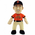 "Buster Posey (San Francisco Giants) Orange Jersey 10"" MLB Player Plush Bleacher Creatures"