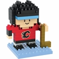 Calgary Flames NHL 3D Player BRXLZ Puzzle By Forever Collectibles