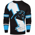Cam Newton #1 (Carolina Panthers) NFL Loud Player Sweater By Forever Collectibles