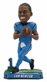 Cam Newton (Carolina Panthers) 2017 NFL Color Rush Bobblehead