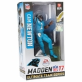 Cam Newton (Carolina Panthers - Color Rush) EA Sports Madden NFL 17 Ultimate Team Series 3 McFarlane CHASE