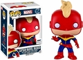 Captain Marvel Masked (Carol Danvers) (GTS Exclusive) Funko Pop!