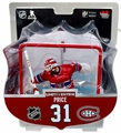 "Carey Price (Montreal Canadiens) Goalie with Net 6"" Figure ONLY 2850"