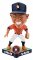 Carlos Correa (Houston Astros) 2017 MLB Caricature Bobble Head by Forever Collectibles