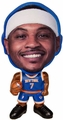 "Carmelo Anthony (New York Knicks) NBA 5"" Flathlete Figurine"