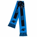 Carolina Panthers NFL Big Logo Scarf By Forever Collectibles