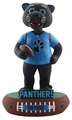 Sir Purr (Carolina Panthers) Mascot 2018 NFL Baller Series Bobblehead by Forever Collectibles