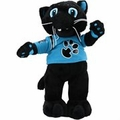 "Carolina Panthers NFL 8"" Plush Team Mascot"