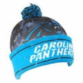 Carolina Panthers NFL Camouflage Light Up Printed Beanies
