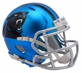 Carolina Panthers Riddell Blaze Alternate Speed Mini Helmet