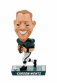 Carson Wentz (Philadelphia Eagles) 2017 NFL Caricature Bobble Head by Forever Collectibles