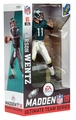 Carson Wentz (Philadelphia Eagles - Teal/White Uniform) EA Sports Madden NFL 18 Ultimate Team Series 1 McFarlane CHASE