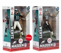 Carson Wentz (Philadelphia Eagles) EA Sports Madden NFL 18 Ultimate Team Series 1 Regular PLUS Chase Combo (2) McFarlane