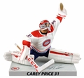 "Carey Price (Montreal Canadiens) 2016-17 NHL 6"" Figure Imports Dragon Wave 1"
