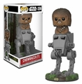 Chewbacca in AT-ST (Star Wars: Return of The Jedi) Funko Pop! Deluxe