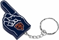 Chicago Bears #1 Foam Finger Keychain