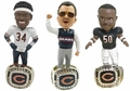 Chicago Bears 1985 Super Bowl Championship Ring Base Bobblehead Exclusive  Set #750
