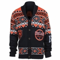 Chicago Bears NFL Ugly Sweater Cardigan