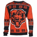 Chicago Bears Big Logo NFL Ugly Sweater