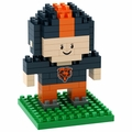 Chicago Bears NFL 3D Player BRXLZ Puzzle By Forever Collectibles