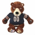 "Chicago Bears NFL 8"" Plush Team Mascot"