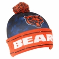Chicago Bears NFL Camouflage Light Up Printed Beanies